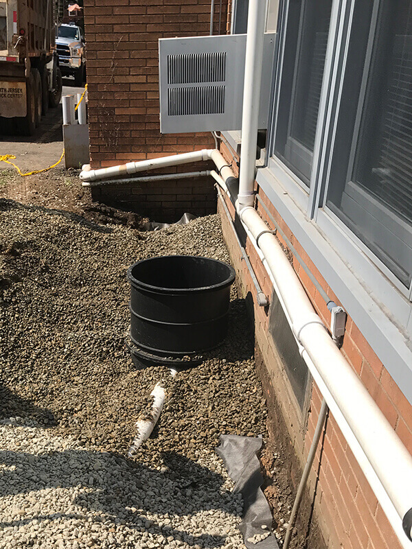 Exterior Basement Waterproofing - Keep your basement dry and